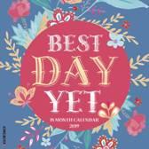 Best Day Yet 2019 Kalender