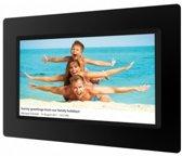Braun DigiFrame 1010 WiFi - Digitale fotolijst - Zwart