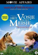 Vosje En Het Meisje (The Fox And The Child) (dvd)