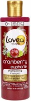 Lovea Nature Shampoo - Cranberry Gekleurd Haar 250 ml