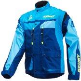 Kenny Track Enduro Jacket Full Blue-L