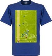Pennarello Marco Tardelli 1982 Classic Goal T-Shirt - L