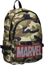 Marvel Dedication Army Kinderrugzak - Army -