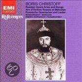 Boris Christoff - Russian Opera Arias & Songs