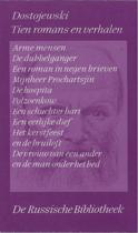 Dostojewski - TIEN ROMANS EN VERHALEN