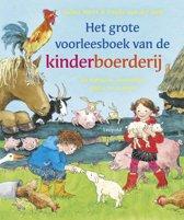 Grote voorleesboek van de kinderboerderij