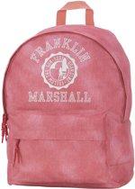 Franklin & Marshall Campus Rugzak - Vintage Coral