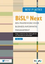 Best practice - BiSL® Next – Een Framework voor business informatiemanagement
