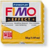 Fimo Effect glitter goud 56g 8020-112