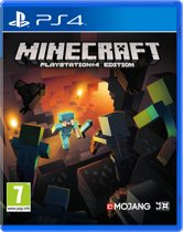 Cover van de game Minecraft - PS4
