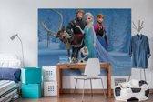 Disney Frozen  - Fotobehang 254 x 184 cm