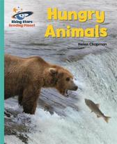 Reading Planet - Hungry Animals - Turquoise