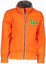 TYGO & Vito Jongens Hooded Jacket - Oranje - Maat 110/116
