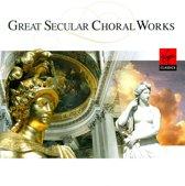 Great Secular Choral Works