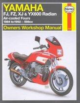 Yamaha Fj, Fz, XJ & Yx600 Radian (84 - 92)