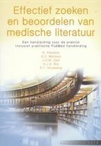 Effectief zoeken en beoordelen van medische literatuur