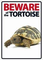 Waakbord - Beware of the Tortoise