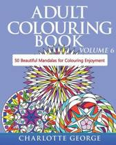 Adult Colouring Book - Volume 6