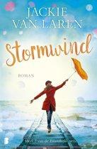 Boekomslag van 'Eilandliefde 2 - Stormwind'