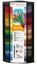 Tombow ABT Dual - Brush tekenpennen - Display á 300 stuks.
