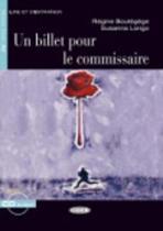 Un Billet Pour Le Commissaire - Book & CD