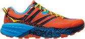 Hoka Sportschoenen - Maat 45 1/3 - Mannen - rood/blauw/geel