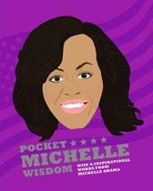 Boekomslag van 'Pocket Michelle Wisdom'