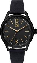Ice-Watch IW013064 Horloge - Leer - Zwart - 32 mm