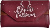 Expecto Patronum Flap Fold Wallet - Harry Potter