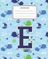 Composition Book E