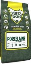 Yourdog porcelaine hondenvoer volwassen 3 kg