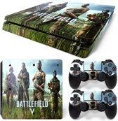 Battlefield V - PS4 Slim skin