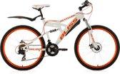 Ks Cycling Mountainbike 26 inch fully-mountainbike Bliss - 47 cm