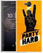 Sony Xperia XA2 Hoesje Party Hard 2.0
