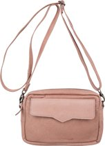 Cowboysbag Dusty Crossbodytas - Roze