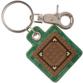 Minecraft - Block Canvas Keychain