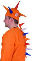 Hoed Draak - Oranje