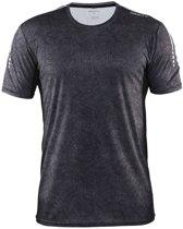 Craft mind ss tee m - Sportshirt - Heren - zwart - XL