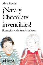 ¡Nata y Chocolate invencibles!