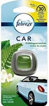 Febreze voorjaar auto luchtverfrisser