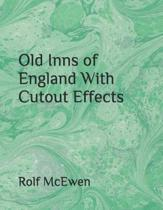 Old Inns of England With Cutout Effects