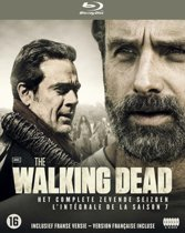 DVD cover van The Walking Dead - Seizoen 7 (Blu-ray)
