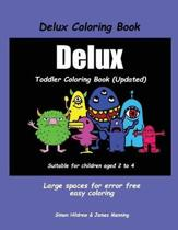 Delux Coloring Book