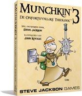 Munchkin 3 De Onfortuinlijke Theoloog - Kaartspel
