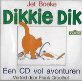 Dikkie dik - een cd vol avonturen