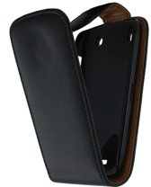 Xccess Flip Case BlackBerry Curve 9380 Black