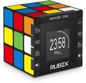 Bigben Wekkerradio - Rubik's Cube