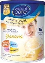 Weight Care Maaltijdshake Banaan - 436 gram