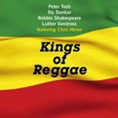 Peter Tosh & Sly Dunbar & Luther Vandross & Robbie Shakespeare Featuring Chris Hinze ‎– Kings Of Reggae ( = Word, Sound And Power 1980 + bonustracks )