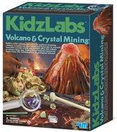 4m Vulkaan En Kristallen Combo Pack